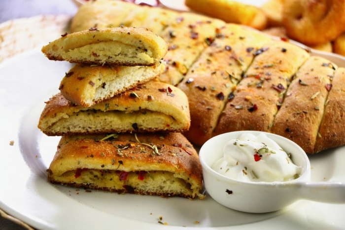 Garlic Bread | Homemade Garlic Bread | How to make Garlic Bread without Oven