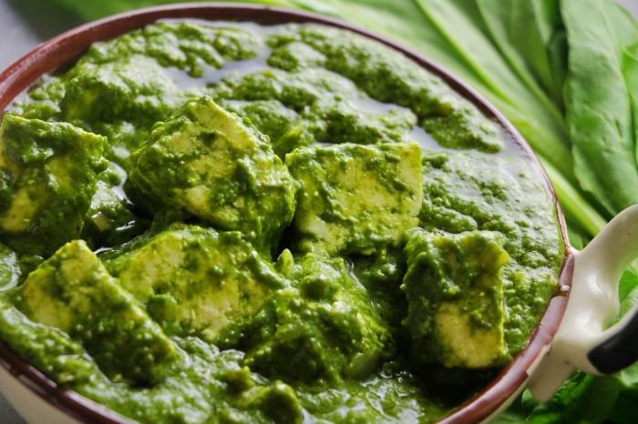 Palak paneer | How to Make Palak Paneer | Punjabi Style Palak Paneer | Restaurant Style Palak Paneer