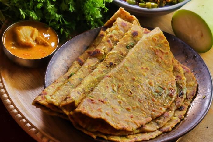 Bottle Gourd Chapati   Lauki Chapathi   Sorakaya Chapathi   How to make Bottle Gourd Chapathi