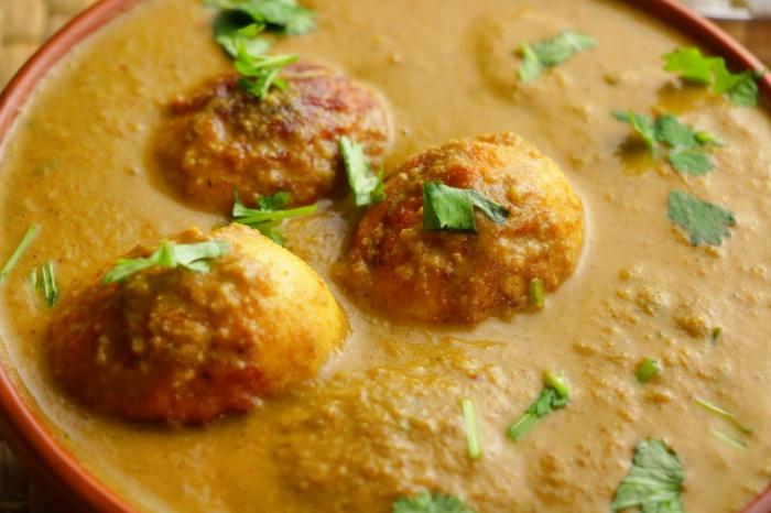 Telangana Style Masala Egg Curry | Egg Gravy Recipe | Thick Masala Egg Gravy Recipe