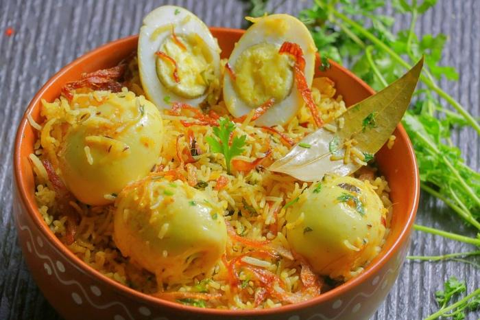 Easy Egg Pulao Recipe | How to make Egg Pulao Recipe | Simple & Easy Egg Pulao Recipe | Leftover Rice Egg Pulao