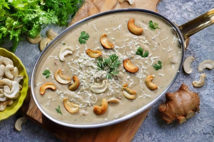 Kaju Curry | How to make Cashew Nut Curry