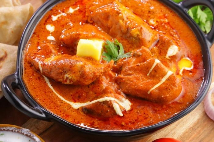 Butter Chicken Recipe   Murgh Makhani   How to make Chicken Makhani
