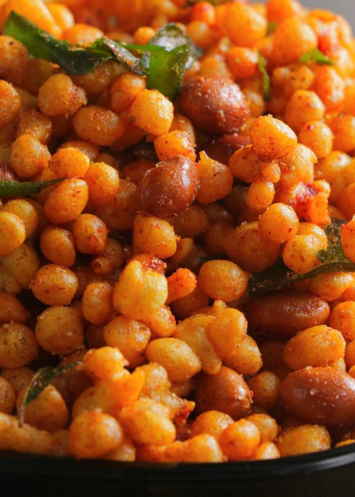 Kara Boondi | How to make Kaara Boondi at home