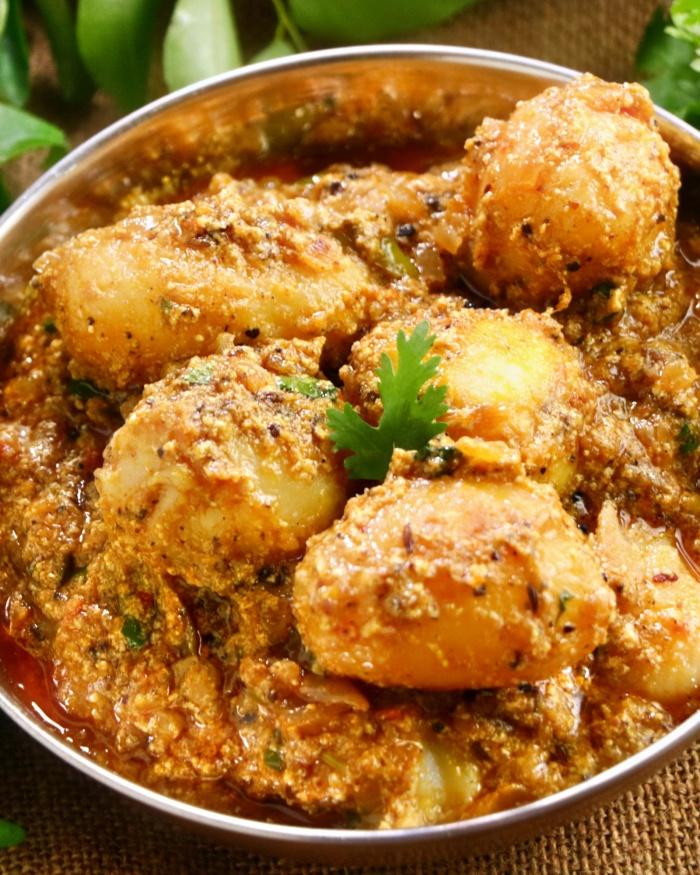 Dahi Aloo | Dahi wale Aloo recipe | Potato Yogurt Curry | How to make Dahi Aloo Curry