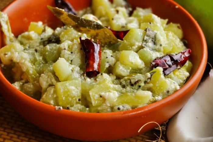 Bottle Gourd Curry in Coconut Milk  | Kaddu Coconut milk Curry | Sorakaya Kobbari Pala Kura Recipe | How to make Bottlegourd curry