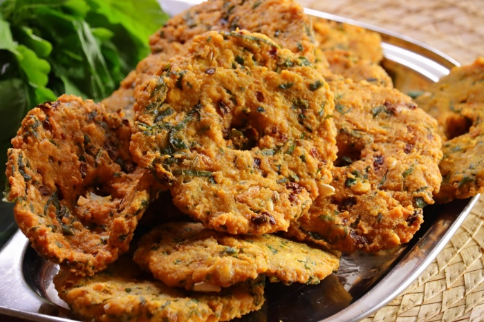 Amaranthus Vada | Keerai Vada | Thotakura Vadalu | How to make Crunchy Masala vada