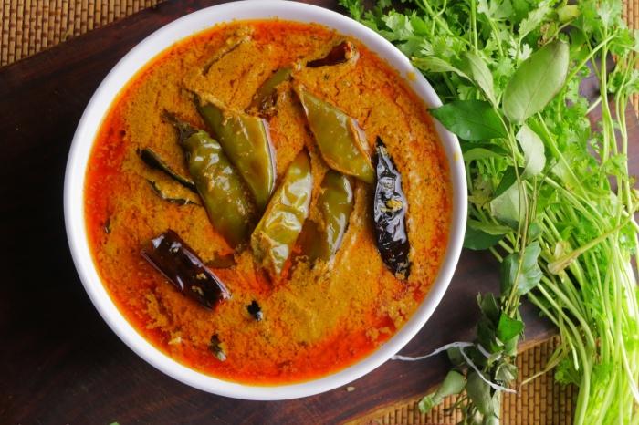 Mirchi Ka Salan   Hyderabadi Mirchi Ka Salan   Biryani Salan