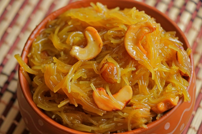 SEMIYA KESARI | Seviyan Kesari Recipe | How to make Vermicelli Kesari