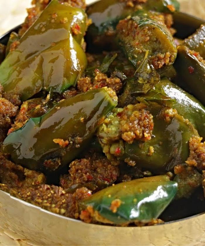 Vangi Bath Curry | Vaangi Baath Fry | Brinjal Fry Recipe