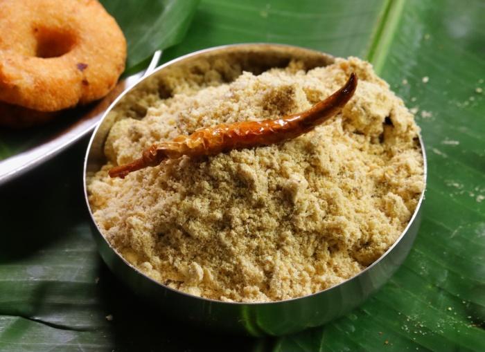 Spicy Mirchi Powder with Chillies soaked in Buttermilk | Buttermilk Chilli Podi | Challa Mirapakaya Karam Podi