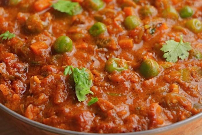 Veg Kheema Masala Recipe