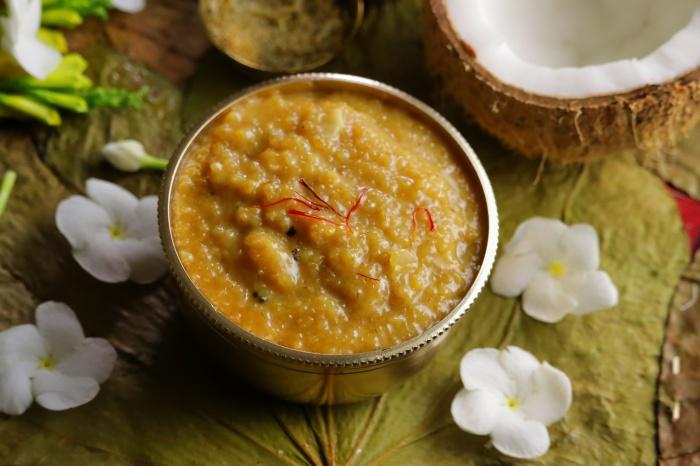 Wheat Kheer recipe   Paramannam   Godhuma payasam   Payasam Recipe